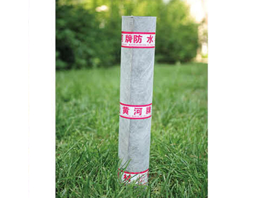 高分子聚乙烯丙纶耐根穿刺防水材料