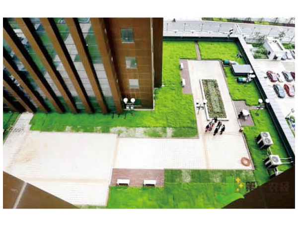 绿色生态种植系统 耐根穿刺防水卷材