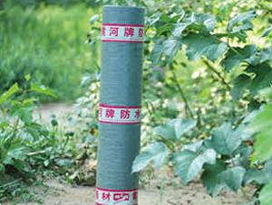 自粘卷材防水系统