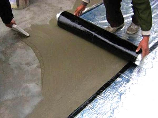 防根穿刺金属高分子复合防水卷材